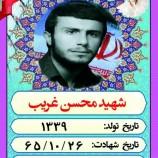 *معلم شهید محسن غریب*