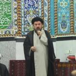 دیدار و حضور امام جمعه شهرستان بهشهر با نمازگزاران و بسیجبان در مسجد حضرت ولیعصر(عج)